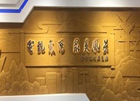 襄阳电力公司展厅