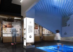 上川岛海上丝绸之路博物馆