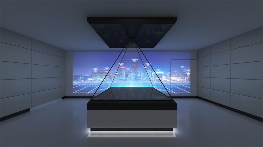 互动多媒体展厅_虚拟现实