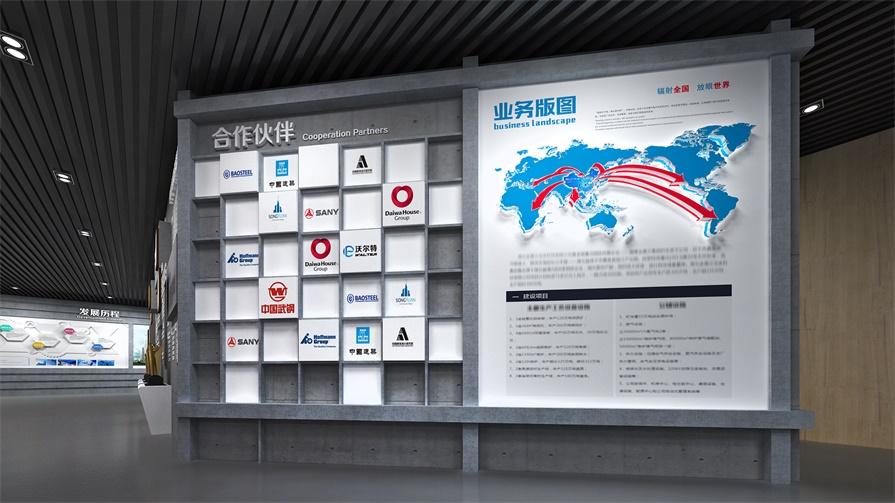 科技多媒体展馆:让我告诉你什么是高科技?_展厅技术
