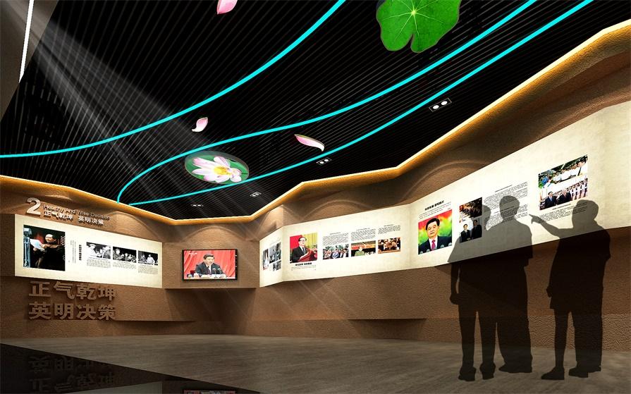 中控系统:展厅数字多媒体这些不容错过的设备你知道几个?_互动技术
