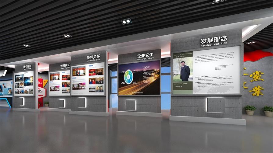 展厅自动化多媒体,圆你科幻梦想!_数字化展展馆