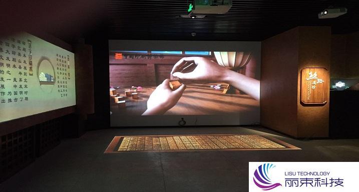 数字多媒体设施展示项,你更喜欢哪项_展厅设备