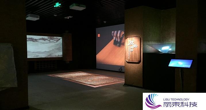 自动化多媒体施工,一分钟带你速览高科技_展馆设备
