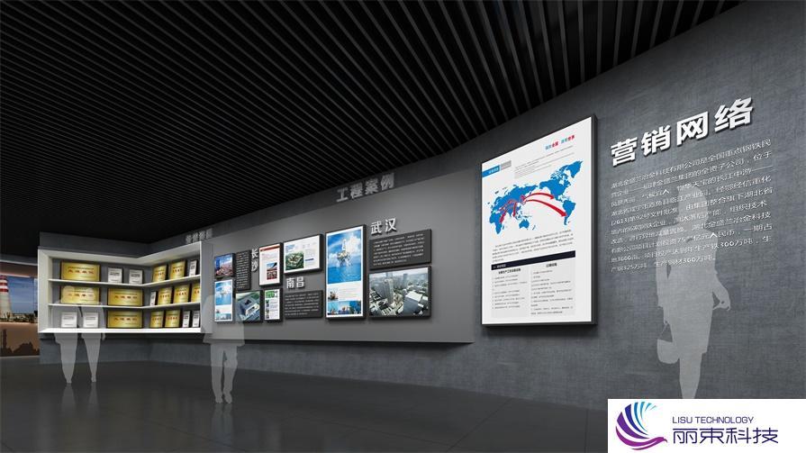 多媒体互动系类,尽在触屏多媒体设备!_展厅设计