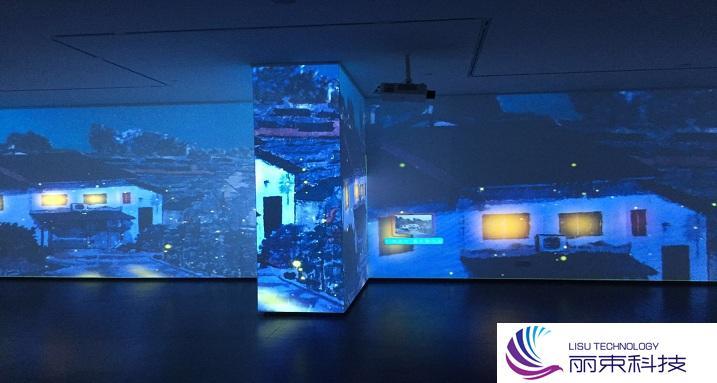 美术馆多媒体自动化展示项,你更喜欢哪项?_展厅设计