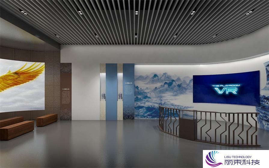 互动多媒体为什么要在文史馆多媒体交互式展示?_展厅设计