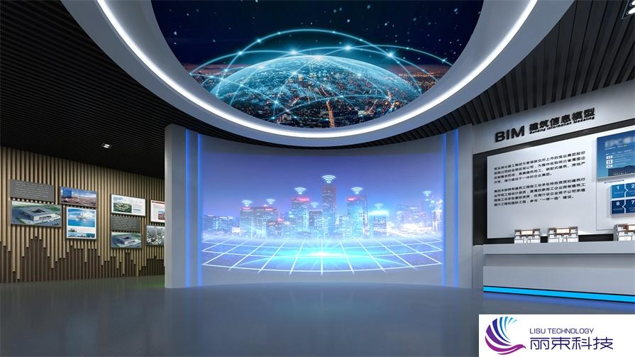 """互动主题馆多媒体智能,一个玩转""""游戏""""的互动乐园_展厅设计"""