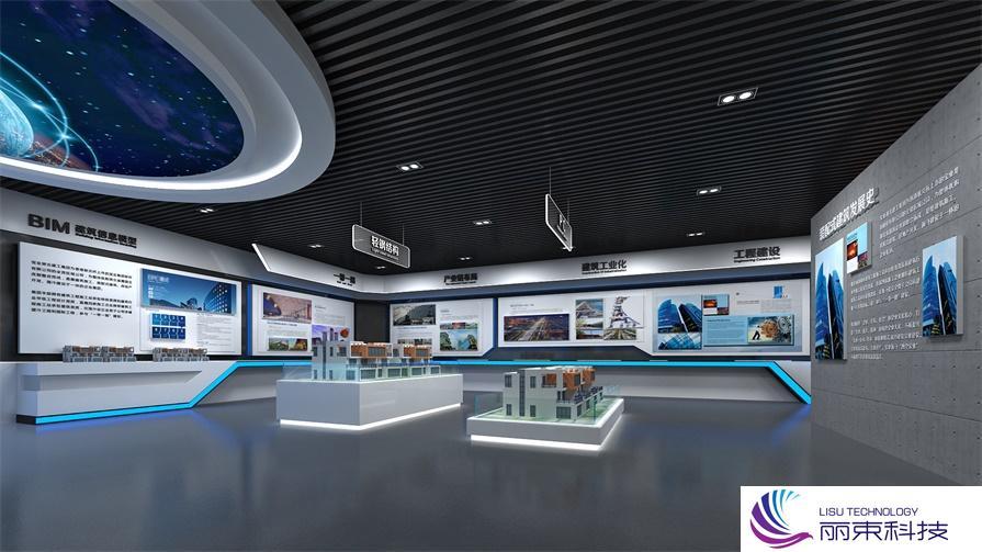 2019年数字化展馆多媒体科技展示项有哪些?_展馆设计