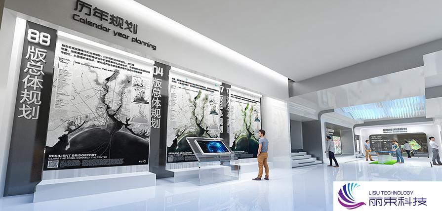 让我告诉你:数字化展馆多媒体触屏常用的展示手段有哪些?_互动技术